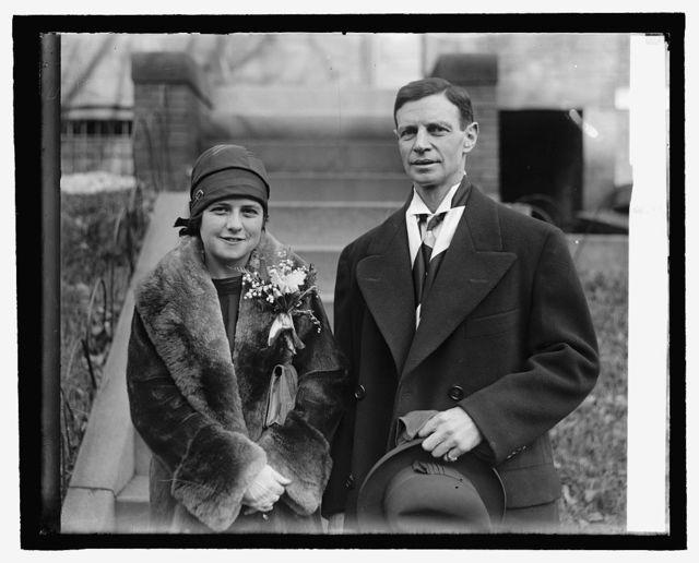 Miss Gleaves & Mr. Cohen, 12/12/26