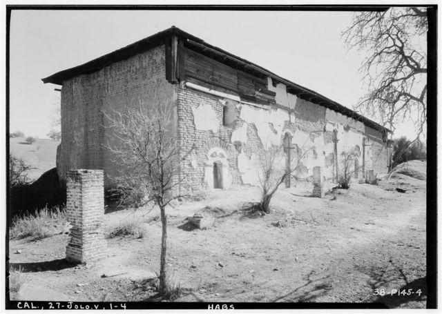 Mission San Antonio de Padua, Hunter Liggett Military Reservation, Jolon, Monterey County, CA