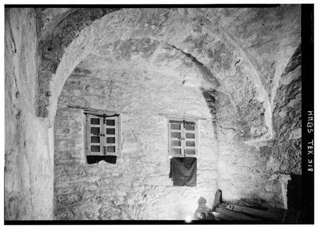 Mission San Antonio de Valero, Alamo Plaza, San Antonio, Bexar County, TX
