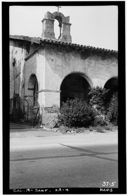 Mission San Fernando Rey de Espana, Monastery, San Fernando Mission Road, San Fernando, Los Angeles County, CA