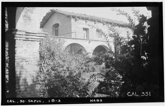 Mission San Juan Capistrano, Serra's Church, Olive Street, between U.S. Highway 101 & Main Street, San Juan Capistrano, Orange County, CA
