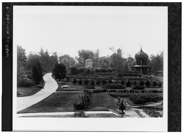Missouri Botanical Garden, 2345 Tower Grove Avenue, Saint Louis, Independent City, MO