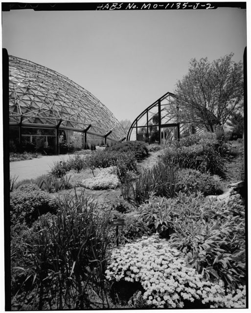 Missouri Botanical Garden, Mediterranean House, 2345 Tower Grove Avenue, Saint Louis, Independent City, MO