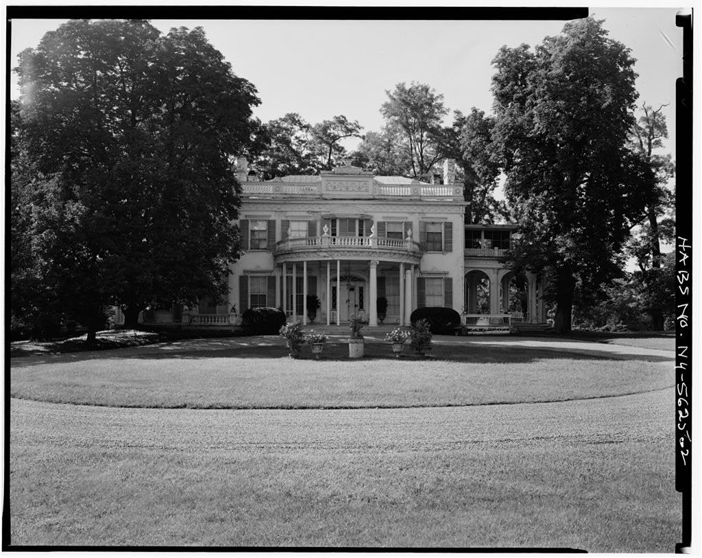 Montgomery Place, Annandale Road, Barrytown, Dutchess County, NY