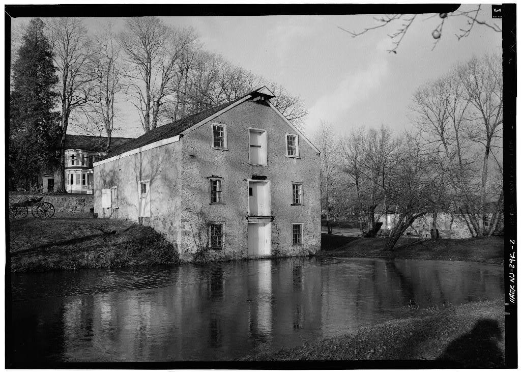 Morris Canal, Cassedy's Store, Waterloo, Sussex County, NJ