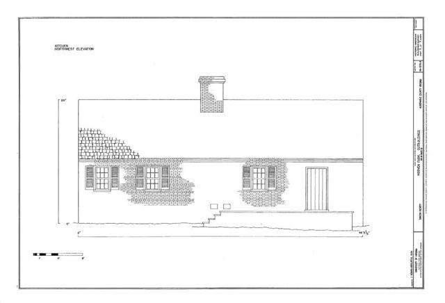 Morven Farm, Outbuildings, Off of Route 20, Simeon, Albemarle County, VA