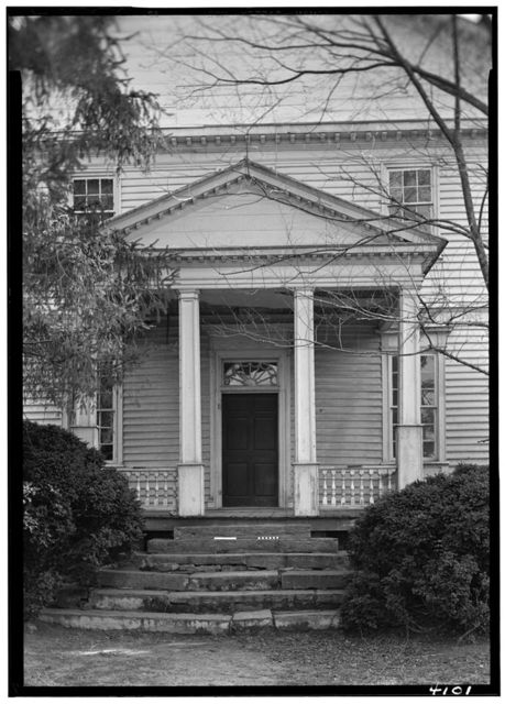 Mosby Hall, Mosby Avenue, Littleton, Halifax County, NC
