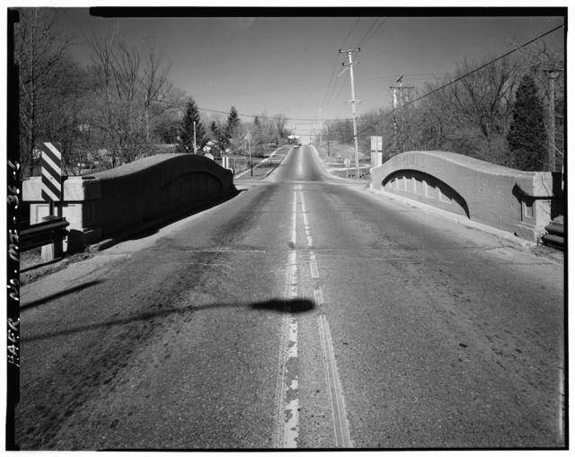 Mosel Avenue Grade Separation, Spanning Riverview Drive, Kalamazoo, Kalamazoo County, MI