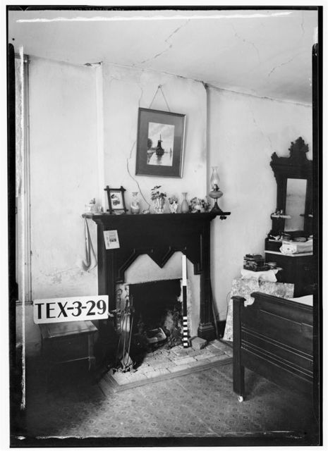 Mosey Campbell House, Seguin, Guadalupe County, TX