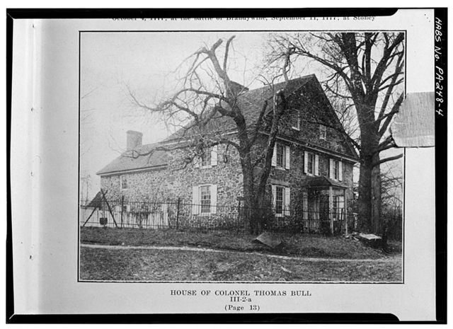 Mount Pleasant, Bulltown Road (East Nantmeal Township), East Nantmeal, Chester County, PA