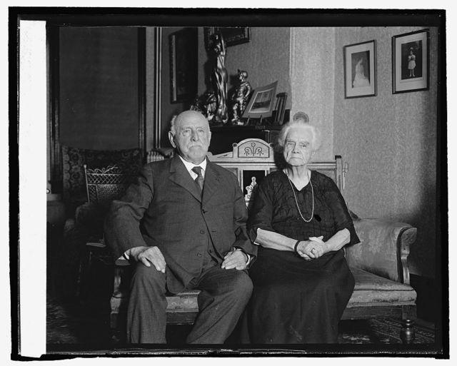 Mr. & Mrs. Aaron H. Frear (65th wedding an.), 9/17/24