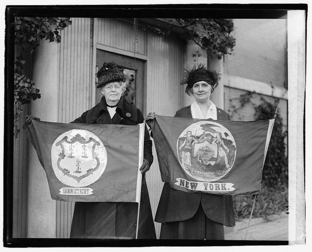 Mrs. Geo. H. Day & Miss Edith Ainge, 1/23/21