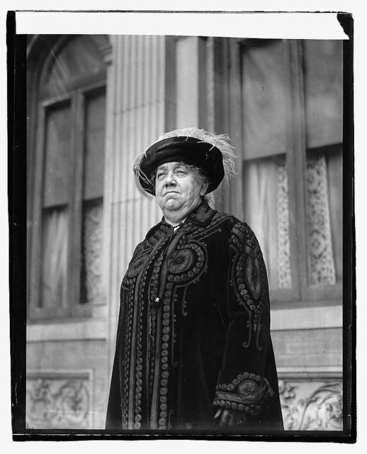 Mrs. Harris T. Upton, 2/28/21