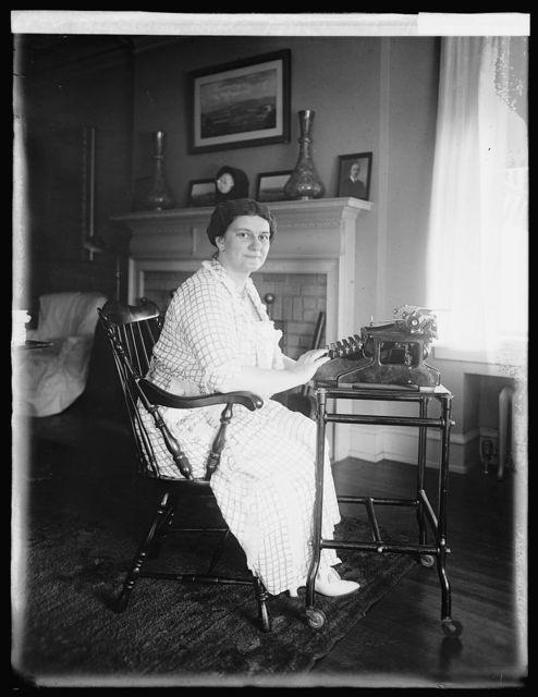 Mrs. Henry Wilder Keys, 7/13/21