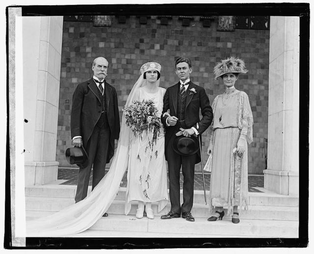 [Mrs. Hughes wedding], 6/10/22