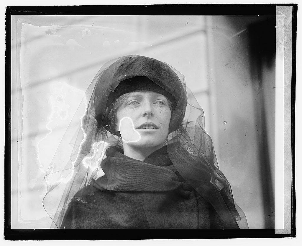 Mrs. Muriel McSwiney, 12/8/20