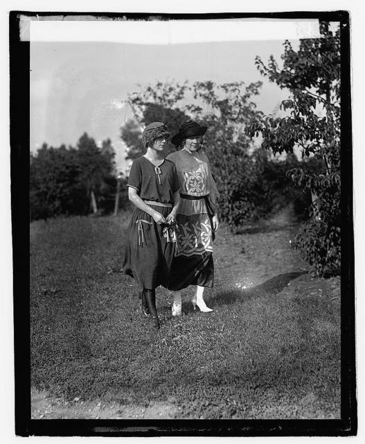 Mrs. Rob Nelson Stansfield & Miss Barbara, 9/29/21