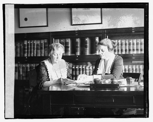 Mrs. Wm. E. Fitzgerald & Mrs. Willehardt, 3/16/23