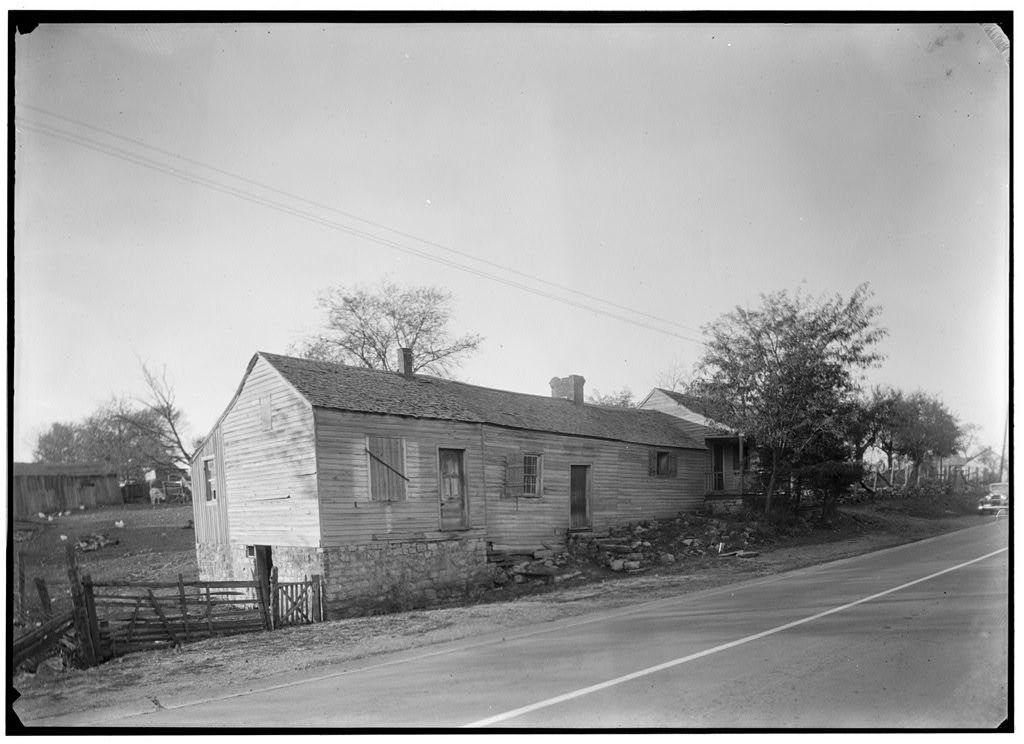 Murphy House, Old Mines, Washington County, MO