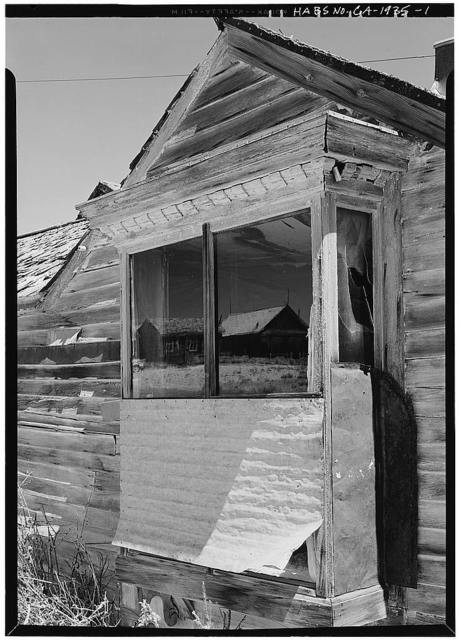 Murphy House, Prospect & Union Street, Bodie, Mono County, CA