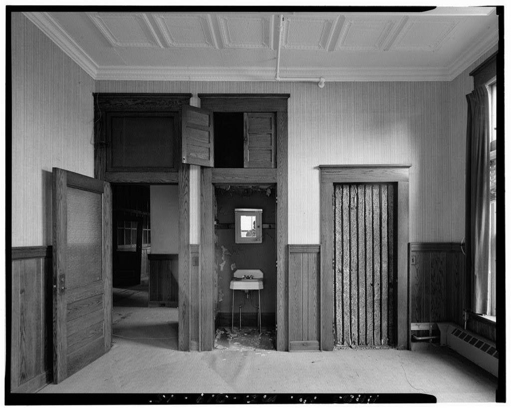 Murphy Ironworks, Office Building, 101 Walker Street, Detroit, Wayne County, MI