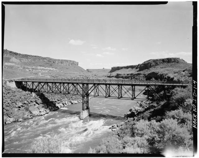 Murtaugh Bridge, Murtaugh, Twin Falls County, ID