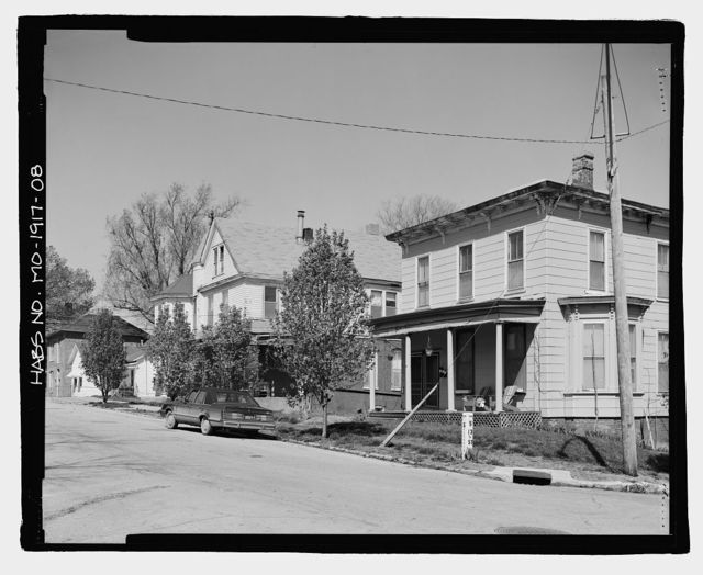 Museum Hill, Bounded by Jules, Sixteenth, Messanie & Ninth Streets, Saint Joseph, Buchanan County, MO