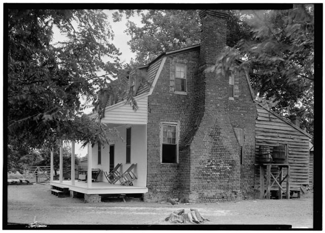 Myers House, State Route 1347, Bethel, Perquimans County, NC