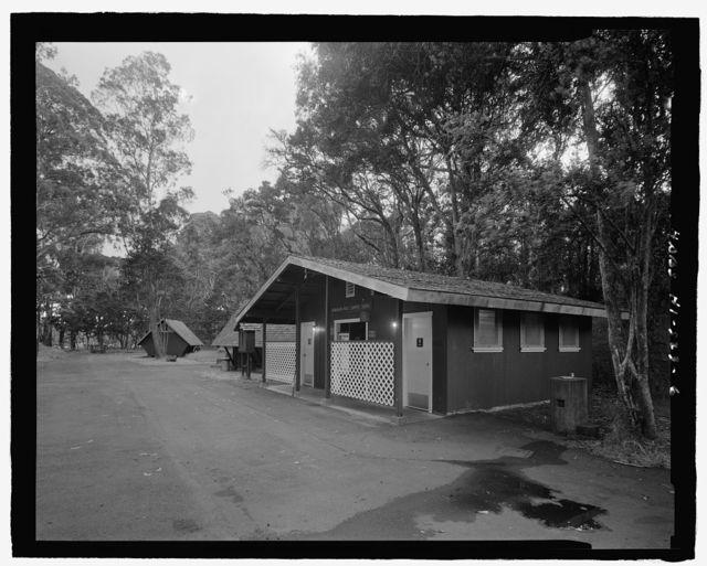 Namakani Paio Campground, Highway 11, Volcano, Hawaii County, HI