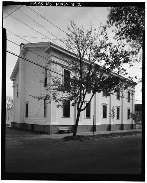 Nantucket Atheneum, Lower India & Federal Streets, Nantucket, Nantucket County, MA