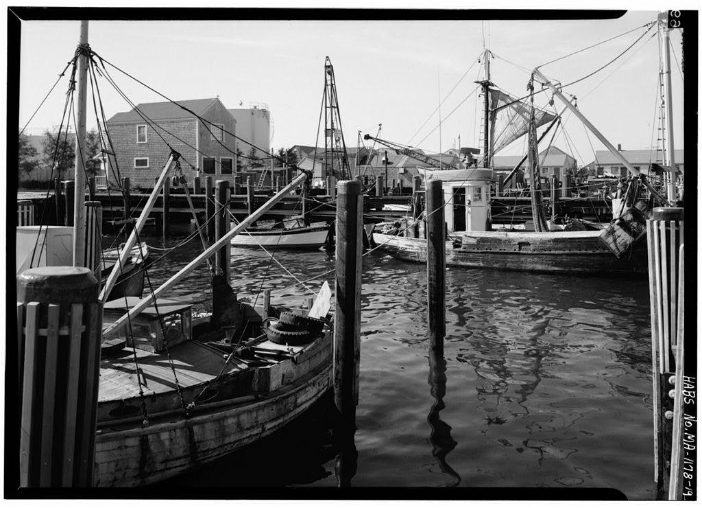 Nantucket Historical Study, Nantucket, Nantucket County, MA
