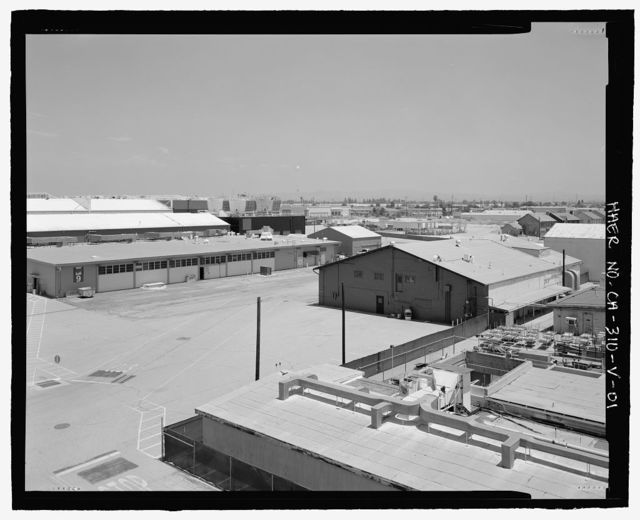 NASA Industrial Plant, Material Conservation & Storage Facility, 12214 Lakewood Boulevard, Downey, Los Angeles County, CA