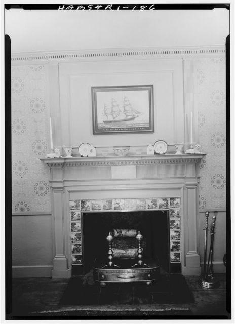 Nathan Seamans House, 15 Arnold Street, Providence, Providence County, RI
