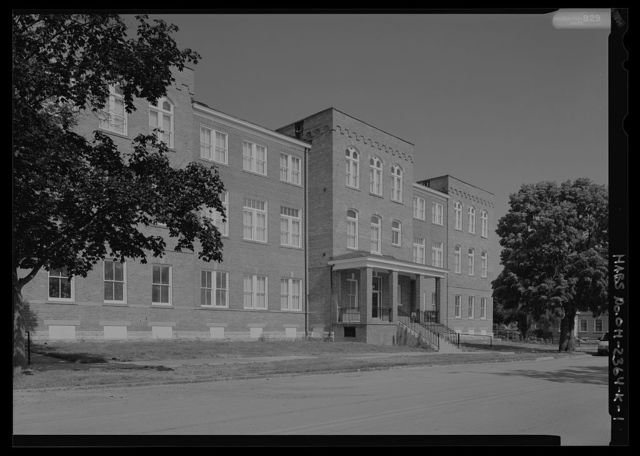 National Home for Disabled Volunteer Soldiers, Central Branch, Barracks, 4100 West Third Street, Dayton, Montgomery County, OH