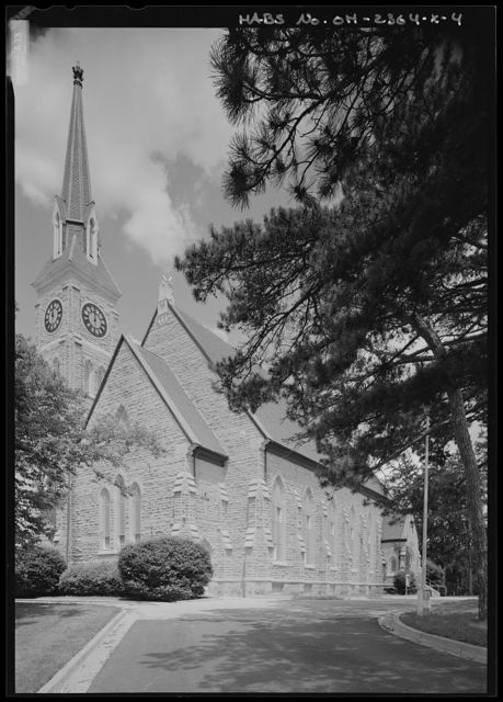 National Home for Disabled Volunteer Soldiers, Central Branch, Protestant Chapel, 4100 West Third Street, Dayton, Montgomery County, OH