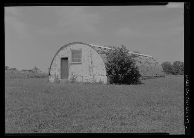 National Home for Disabled Volunteer Soldiers, Central Branch, Quonset Hut, 4100 West Third Street, Dayton, Montgomery County, OH
