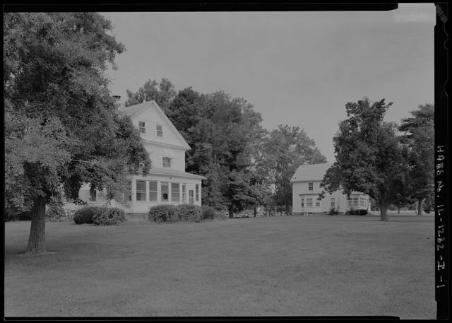 National Home for Disabled Volunteer Soldiers, Danville Branch, Quarters, 1900 and 2000 East Main Street , Danville, Vermilion County, IL