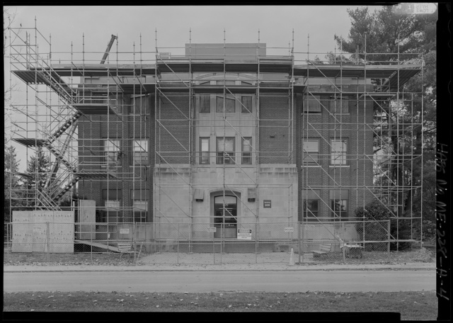 National Home for Disabled Volunteer Soldiers, Eastern Branch, Administration, 1 VA Center, Augusta, Kennebec County, ME