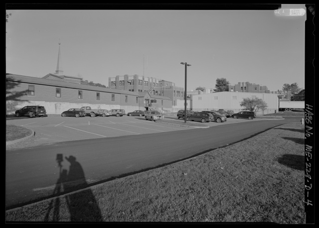 National Home for Disabled Volunteer Soldiers, Eastern Branch, Chapel, 1 VA Center, Augusta, Kennebec County, ME