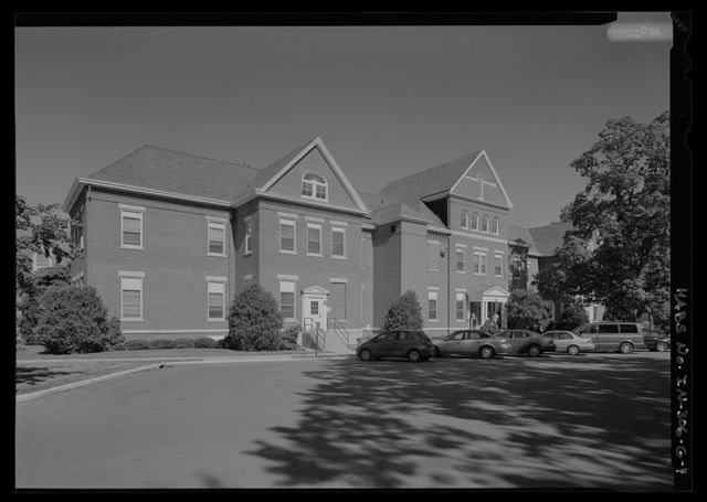 National Home for Disabled Volunteer Soldiers, Marion Branch, Building No. 12, 1700 East 38th Street, Marion, Grant County, IN