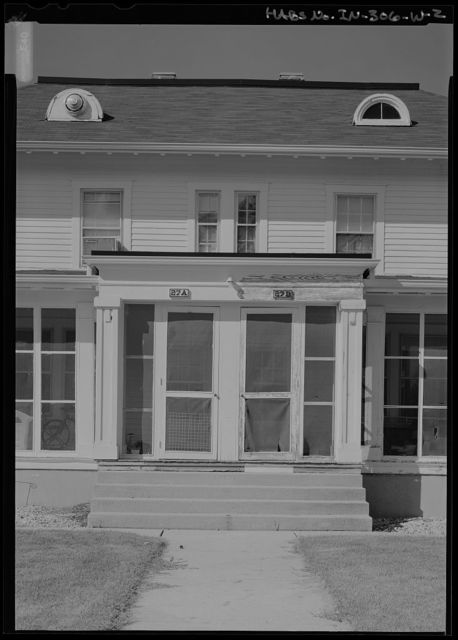 National Home for Disabled Volunteer Soldiers, Marion Branch, Building No. 27, 1700 East 38th Street, Marion, Grant County, IN