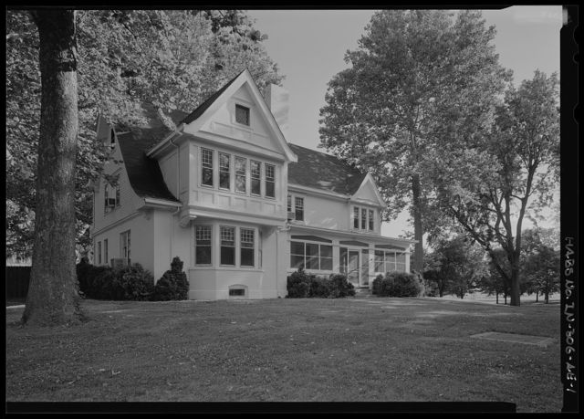 National Home for Disabled Volunteer Soldiers, Marion Branch, Building No. 32, 1700 East 38th Street, Marion, Grant County, IN