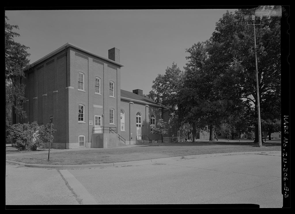 National Home for Disabled Volunteer Soldiers, Marion Branch, Building No. 47, 1700 East 38th Street, Marion, Grant County, IN
