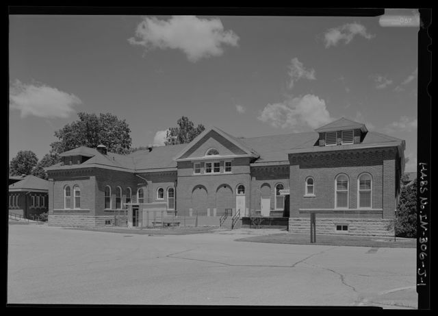 National Home for Disabled Volunteer Soldiers, Marion Branch, Building No. 50, 1700 East 38th Street, Marion, Grant County, IN
