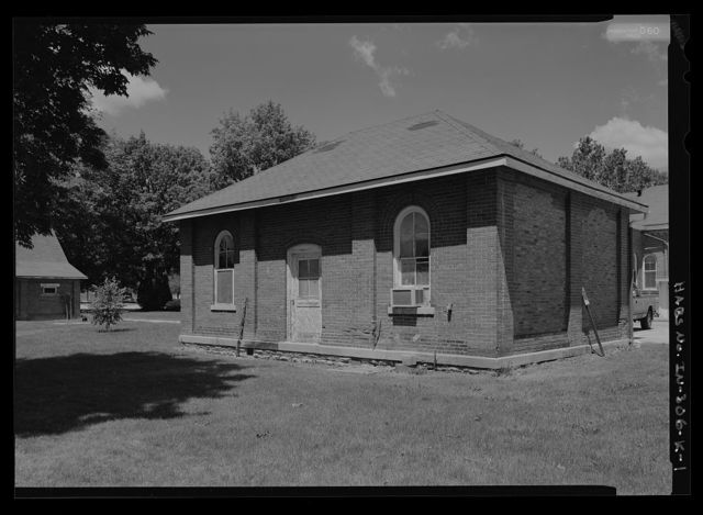 National Home for Disabled Volunteer Soldiers, Marion Branch, Building No. 97, 1700 East 38th Street, Marion, Grant County, IN