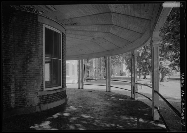 National Home for Disabled Volunteer Soldiers, Marion Branch, Building Nos. 19 & 20, 1700 East 38th Street, Marion, Grant County, IN