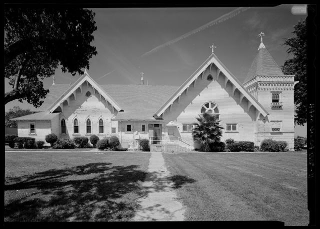 National Home for Disabled Volunteer Soldiers, Pacific Branch, Chapel, Wilshire & Sawtelle Boulevards, Los Angeles, Los Angeles County, CA