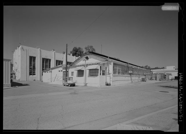 National Home for Disabled Volunteer Soldiers, Pacific Branch, Engineering and Steam Plant, 11301 Wilshire Boulevard, West Los Angeles, Los Angeles County, CA
