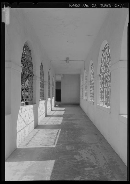 National Home for Disabled Volunteer Soldiers, Pacific Branch, Mental Health Buildings, 11301 Wilshire Boulevard, West Los Angeles, Los Angeles County, CA