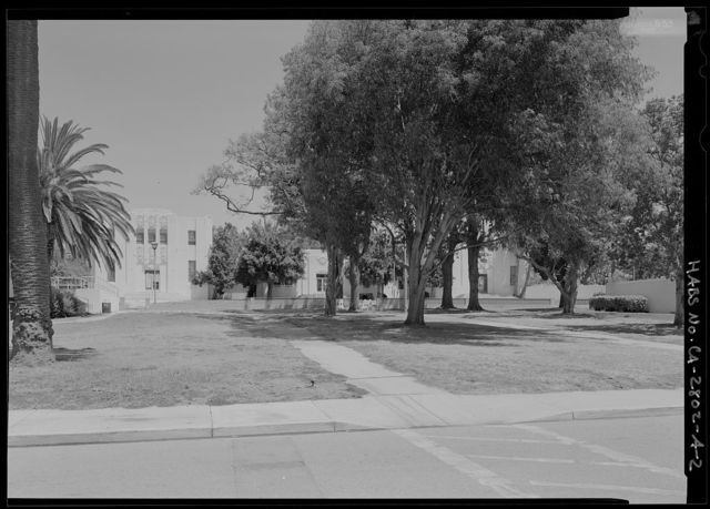 National Home for Disabled Volunteer Soldiers, Pacific Branch, Mess Hall, 11301 Wilshire Boulevard, West Los Angeles, Los Angeles County, CA